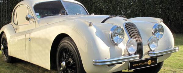 Jaguar ancienne