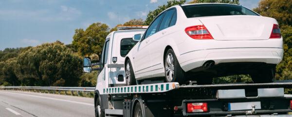 Transporter une voiture ancienne